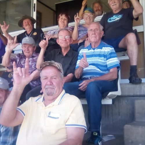 Wanderers Cricket With The Elderly 2