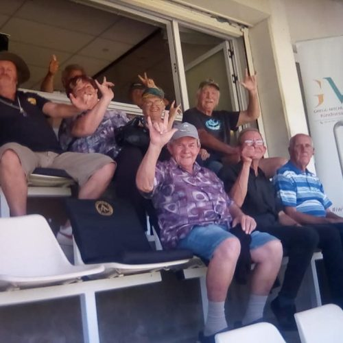 Wanderers Cricket With The Elderly 3