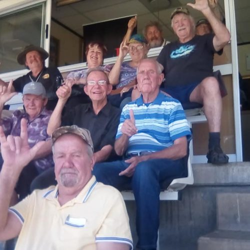 Wanderers Cricket With The Elderly 4