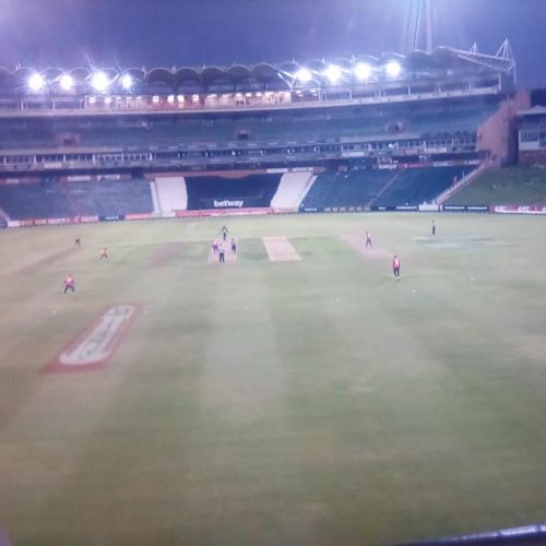 Wanderers Cricket With The Elderly